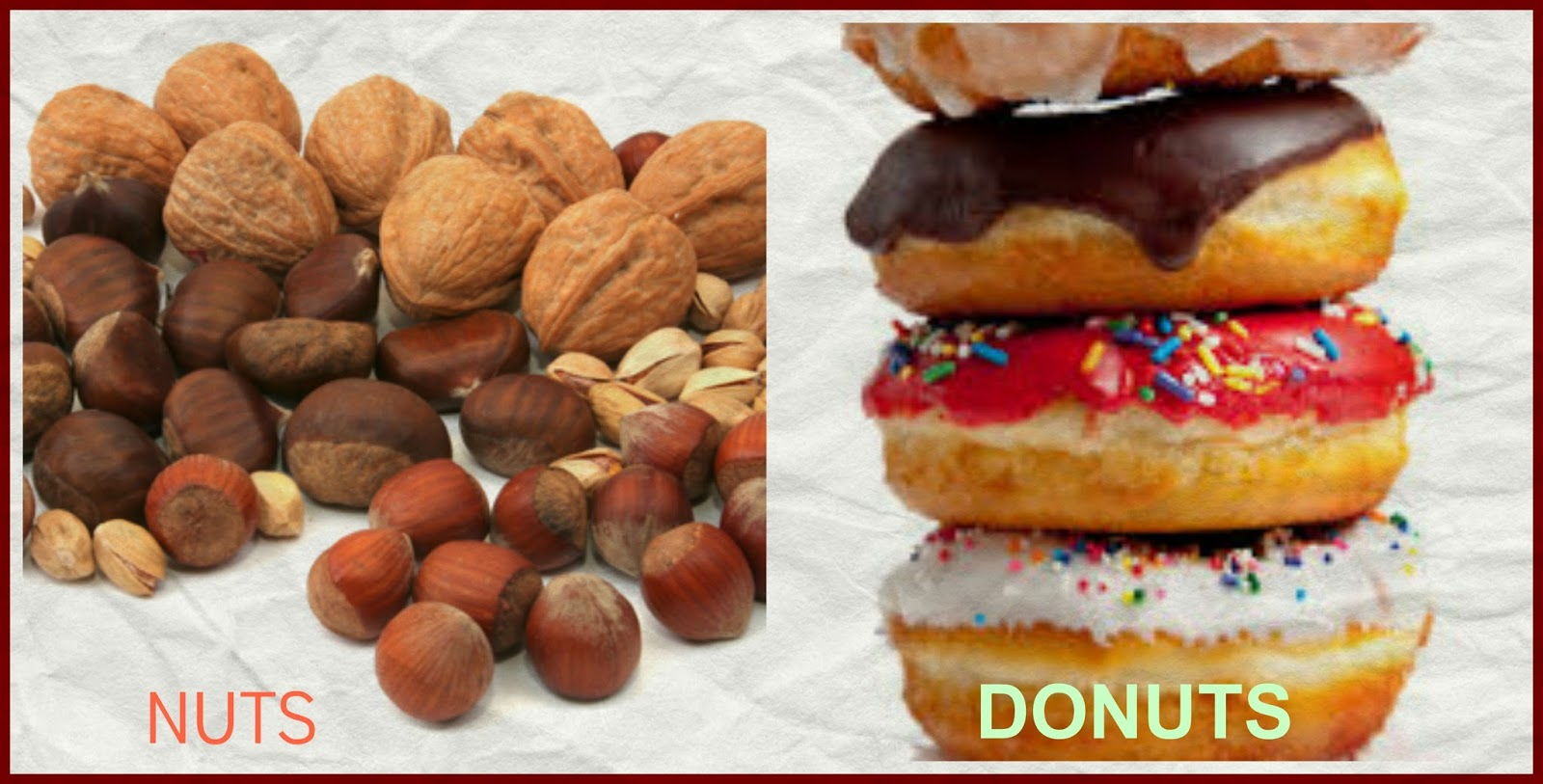 What Kind Of Nut Has A Hole >> Ikasbide Ikastola English 5th Joke Of The Week Donut
