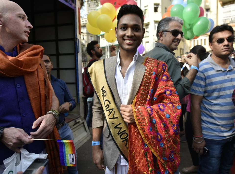 INDIA: MUMBAI PRIDE PARADE ...