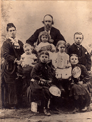 Mary Ann Scott, Warrick, Donald Scott, Tom Scott, Jane Scott, Eliza Scott, Elsie Scott, Christian Scott, William Scott