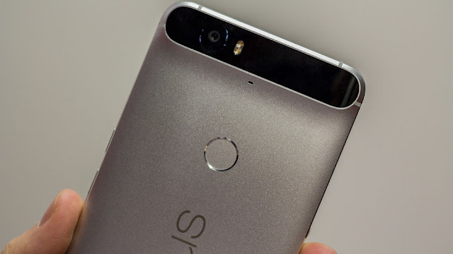 Nexus 6P Jiplak Desain dari Ponsel ZTE?