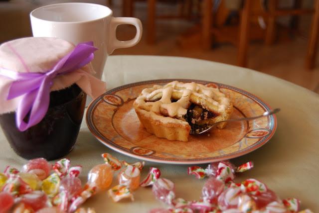 purple tart