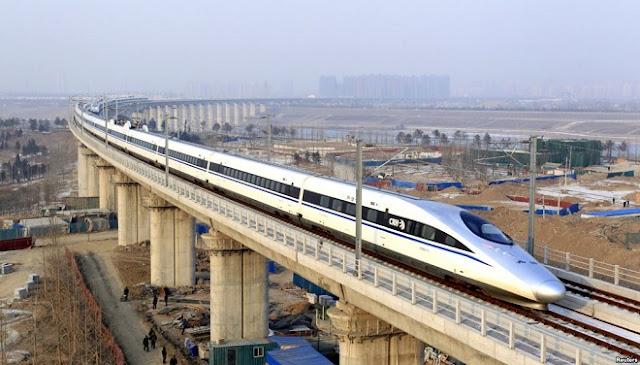 Kereta cepat yang akan dimiliki Indonesia - Jokowi Pantang Takut, Lanjutkan Proyek Kereta Cepat Demi Masa Depan Indonesia