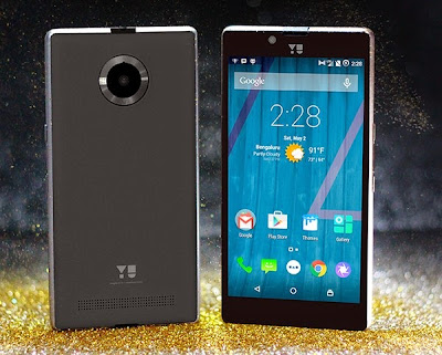 Micromax launches YU Yuphoria phone in India at ₹6999 with 5-inch screen and Cyanogen OS 12/Android Lollipop 5.0.2