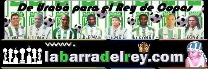 www.labarradelrey.com - VERDES DE NACIMIENTO