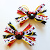 Minnie Mouse Spikey Hair Clip Tutorial