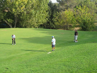 Pitch and Putt Sant Cugat Forat 9 Interclubs amb Cor