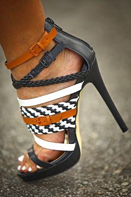 Zapatos heel sandals