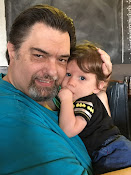 My Husband and Grandson