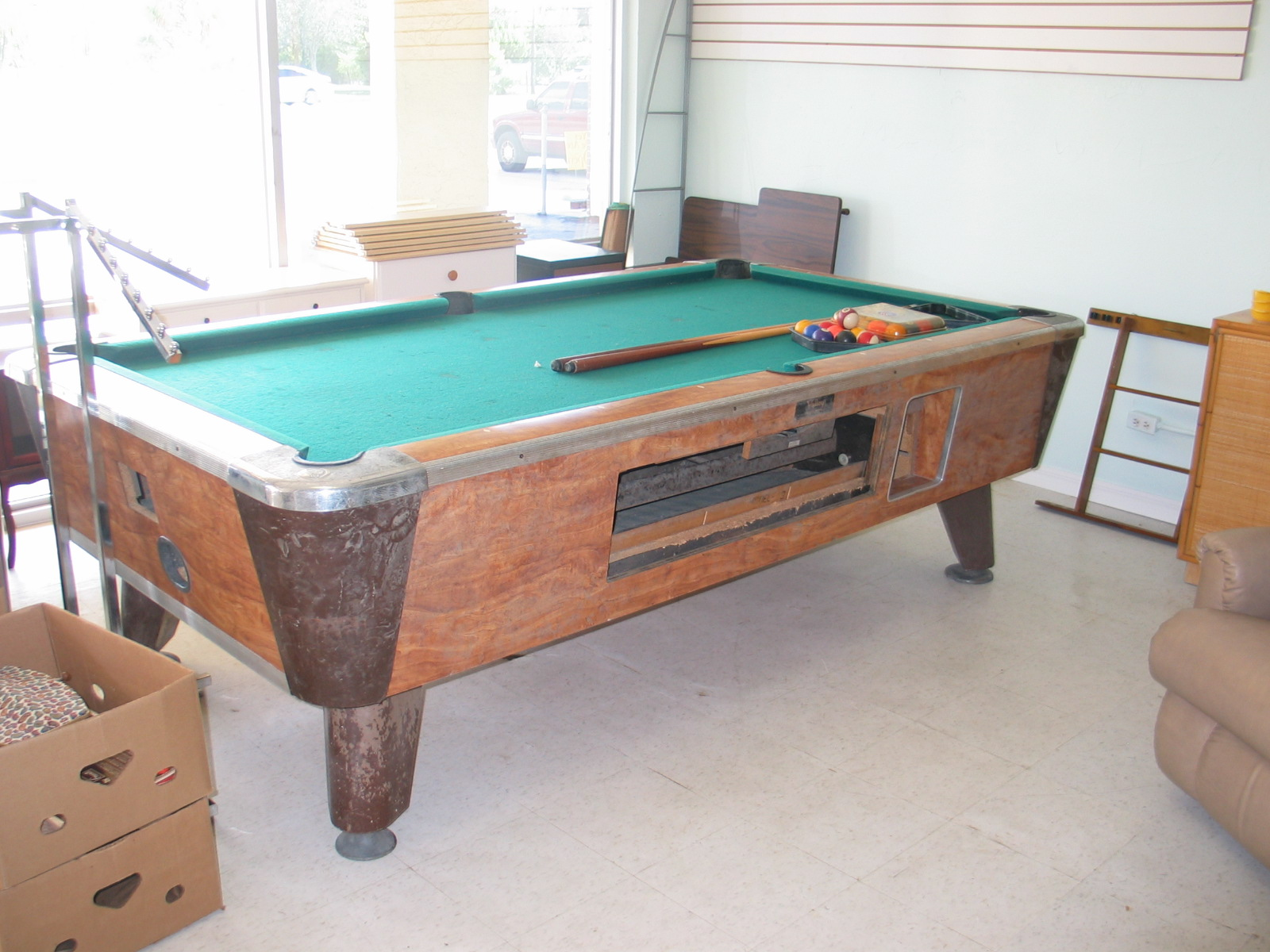 Cool Pool Tables Indestructible Pool Table