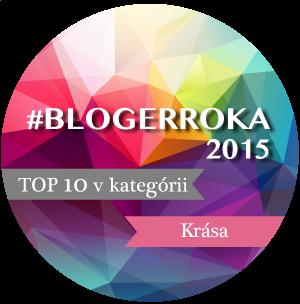 2. miesto 2015 kategória krása