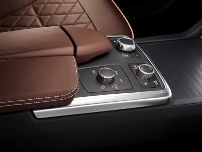 Range Rover Terrain Response vs. Mercedes ML On&Off Road Package