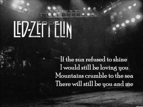Led Zeppelin - Thank You