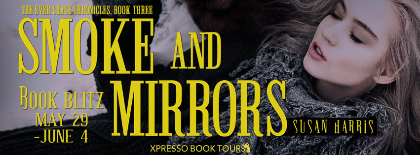 Smoke and Mirrors Book Blitz