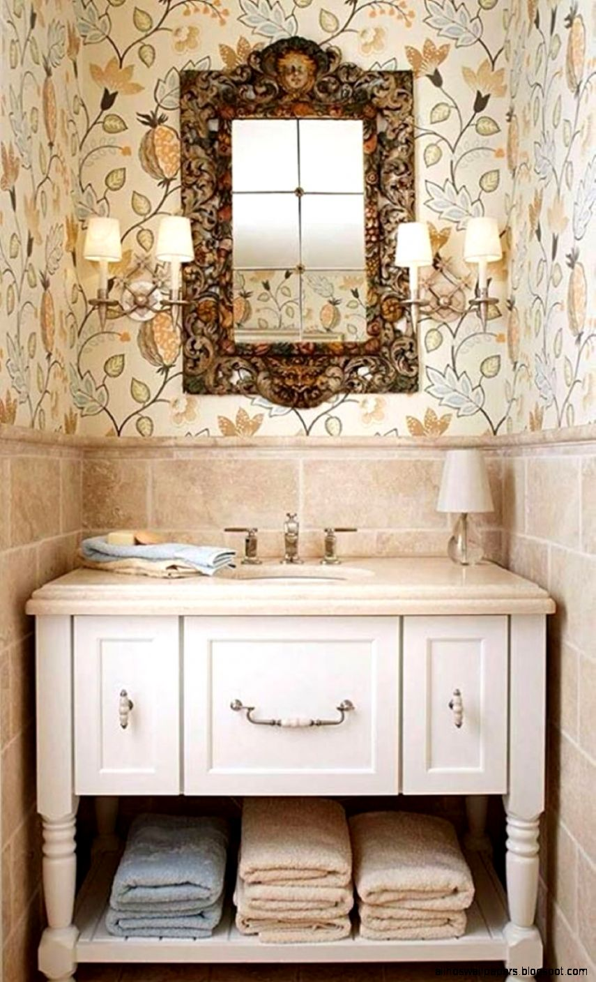 Bathroom Awesome Small Powder Room Vanity Designs   Dylan Gallery