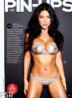 Arianny Celeste shows off her hot body curves