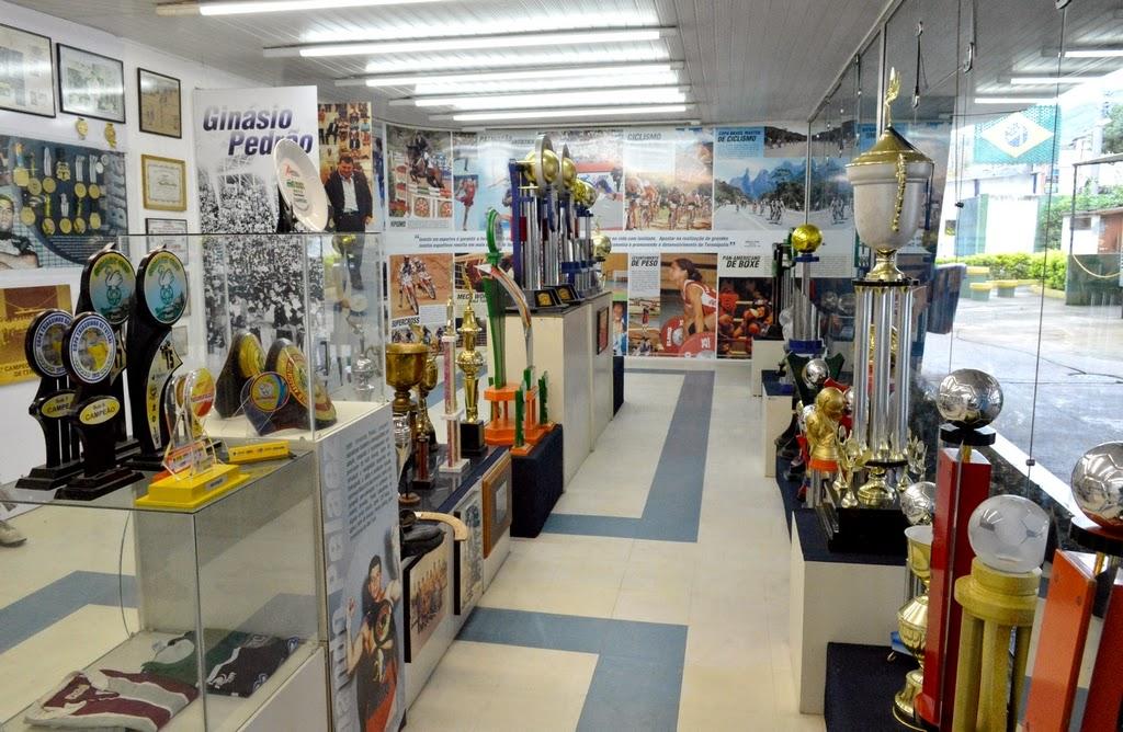 O espaço está reestruturado e com acervo renovado para melhor receber os visitantes