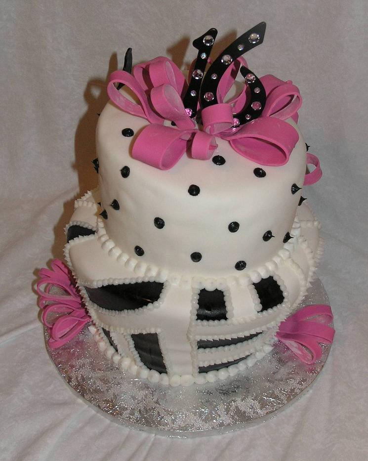 Cake Ideas Birthday Girl : Cake [grrls] cakery: Luxurious Birthday cakes