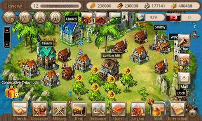 Dragon Kingdom (en) Apk Game Online Strategy