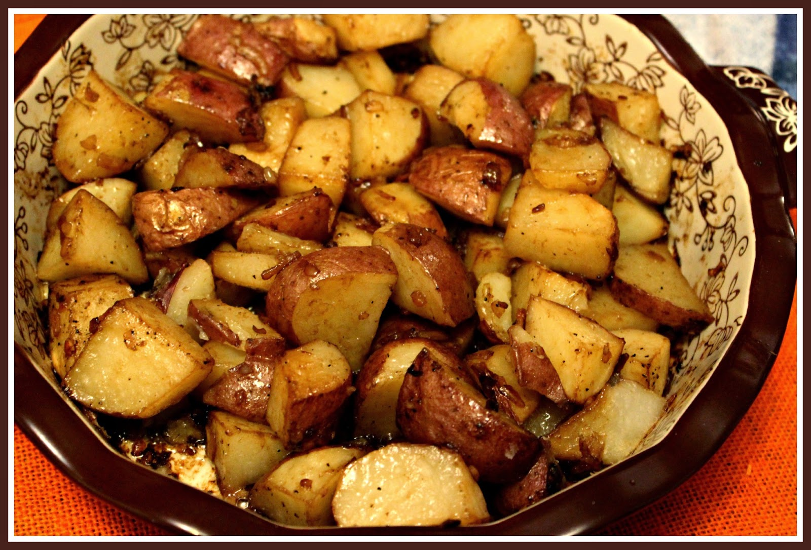 Roasted Sweet Potatoes Recipe With Red Onions, Rosemary, And Parmesan ...