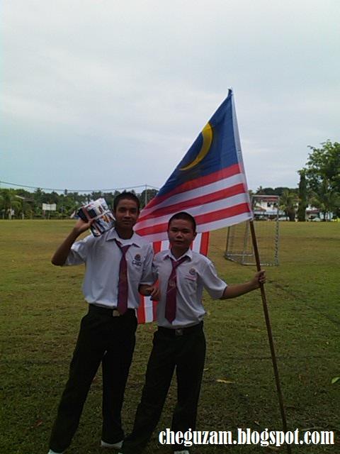 sambutan bulan kemerdekaan smkpp 2011