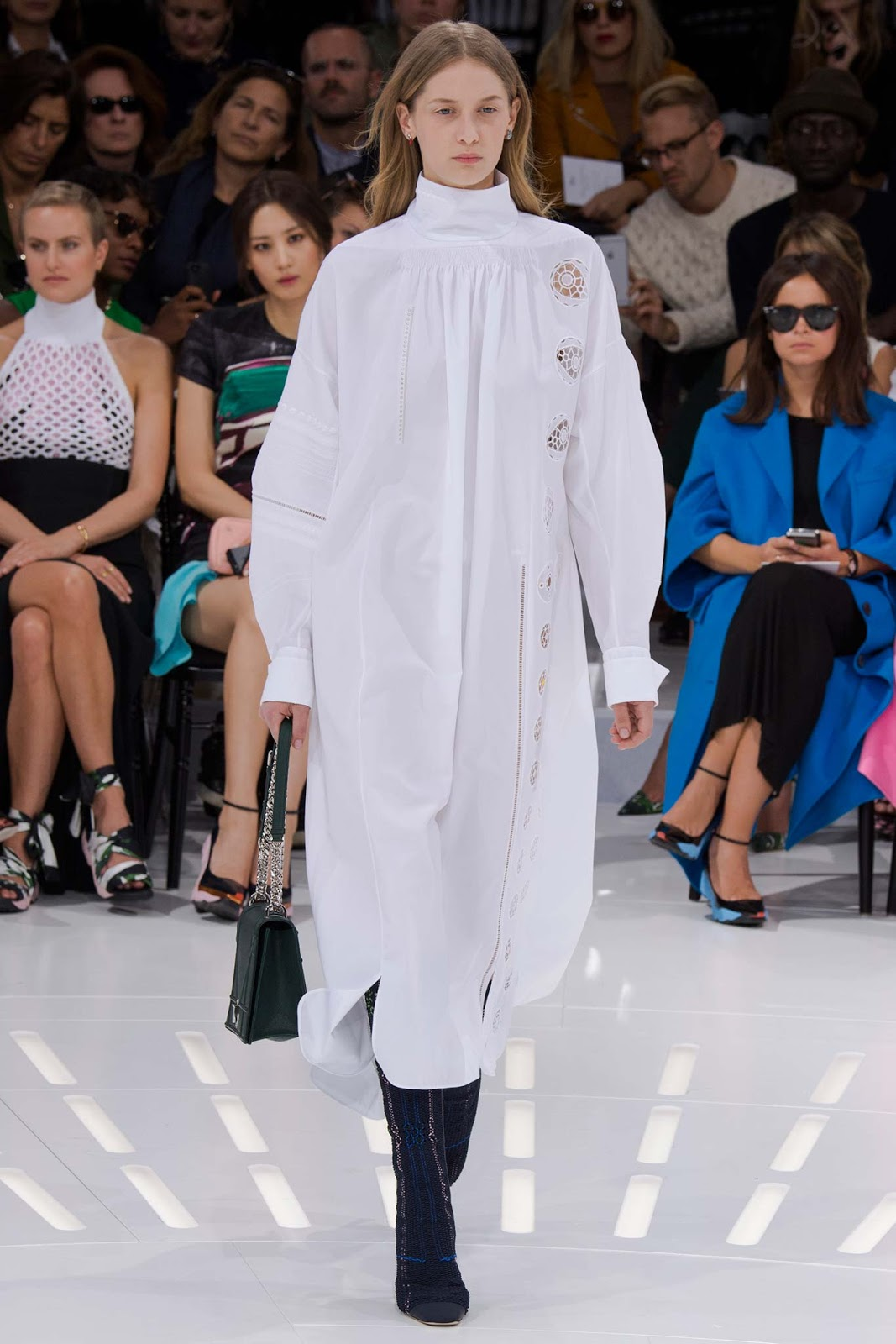 Melina Gesto Christian Dior Spring 2015