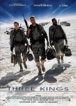 phim Những Kẻ Săn Vàng - Three Kings