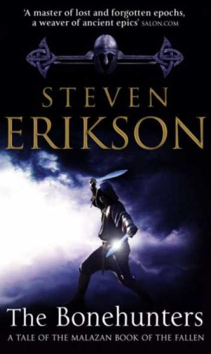 steven erikson books review