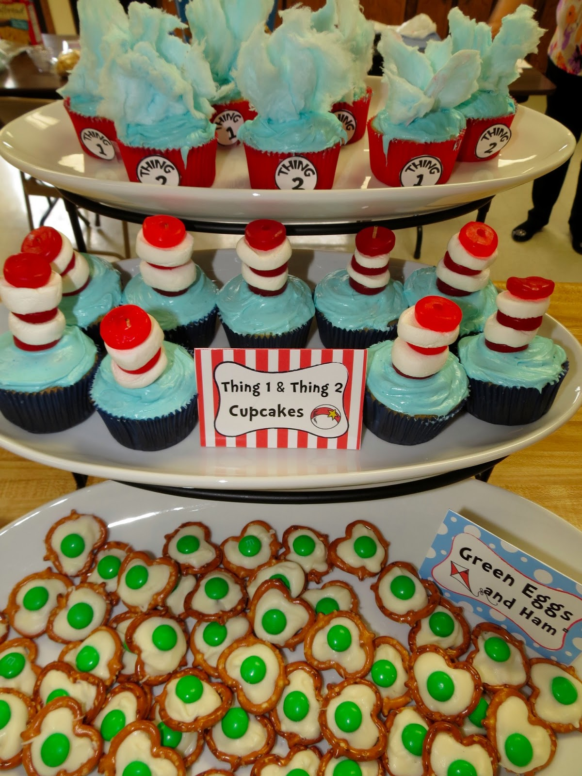 Let s Just Build a House A Dr Seuss Baby Shower for TWINS