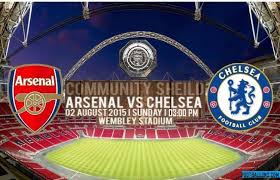 [LIVE] FA Community Shield 2015 - Arsenal VS Chelsea
