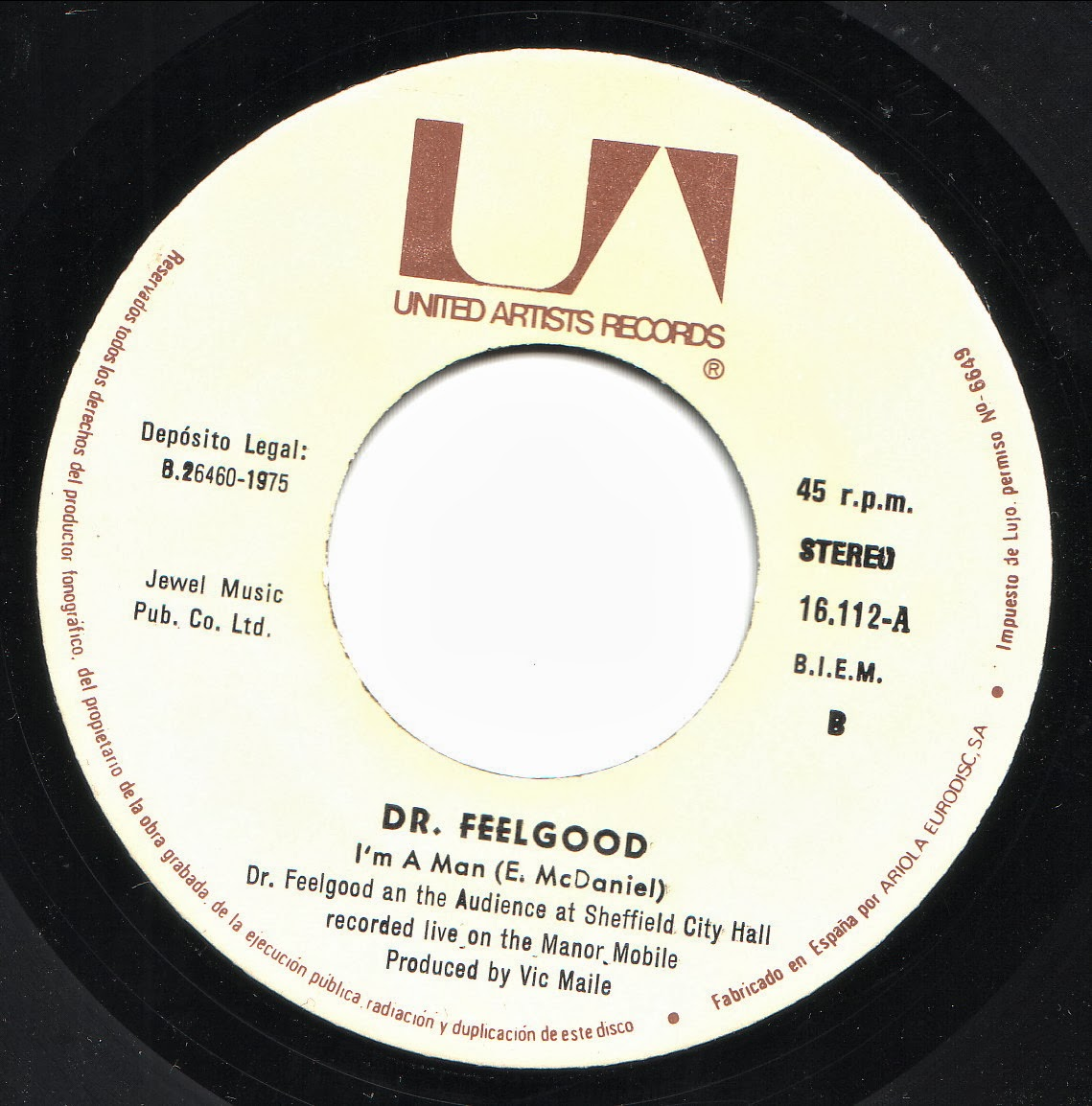 how to play back in the night dr feelgood