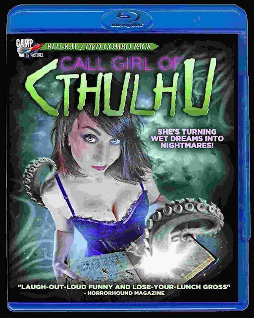 Call Girl of Cthulhu - Coming to Blu-ray