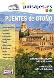 Catálogo mayorista Paisajes Puentes 2015