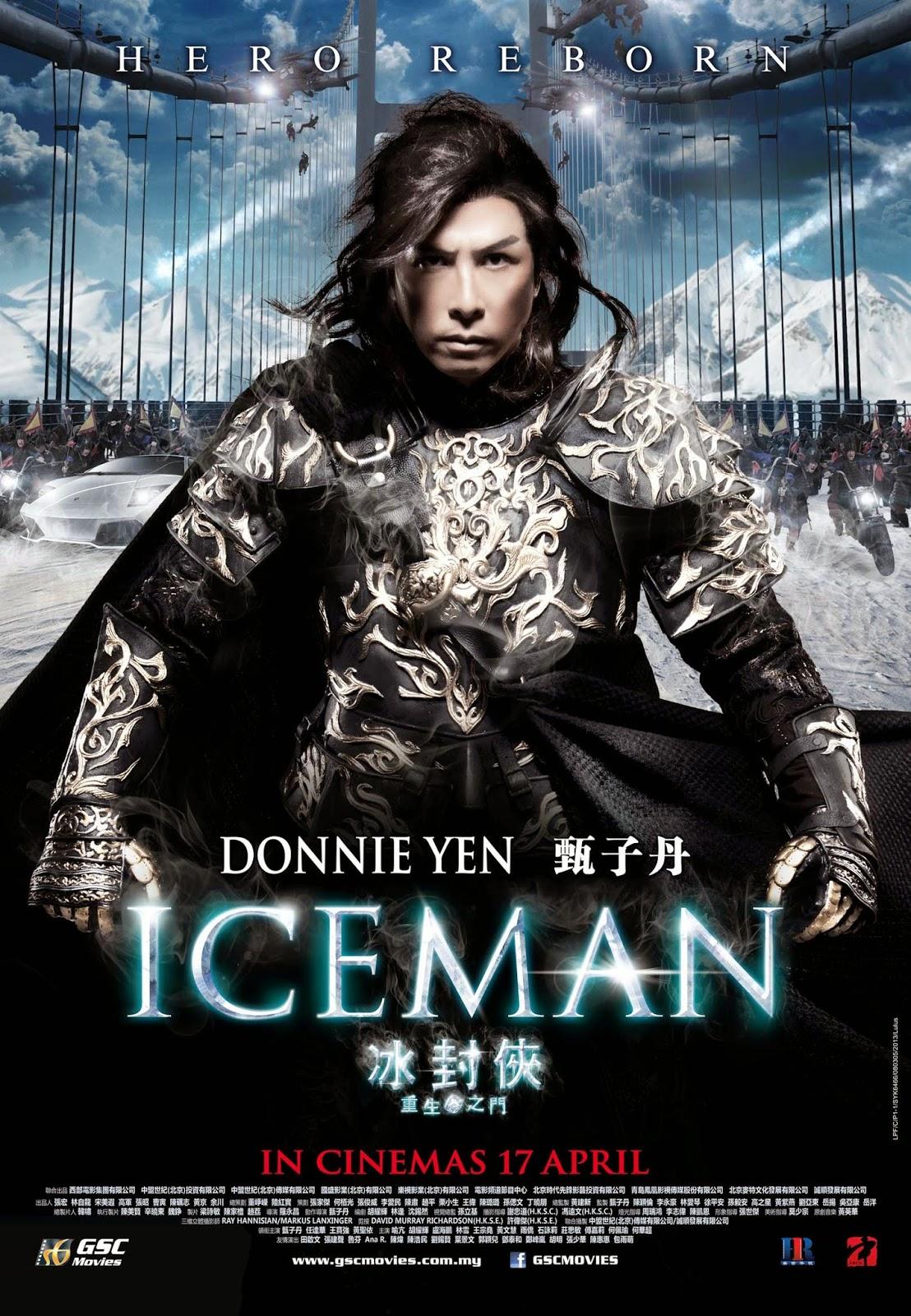 The Iceman (2014)