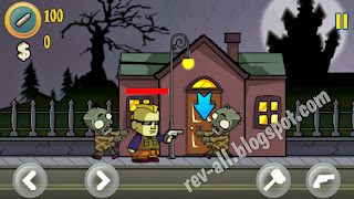 mulai permainan zombie village by rev-all.blogspot.com