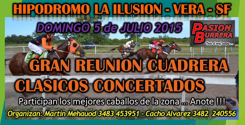 VERA - 5 DE JULIO 2015