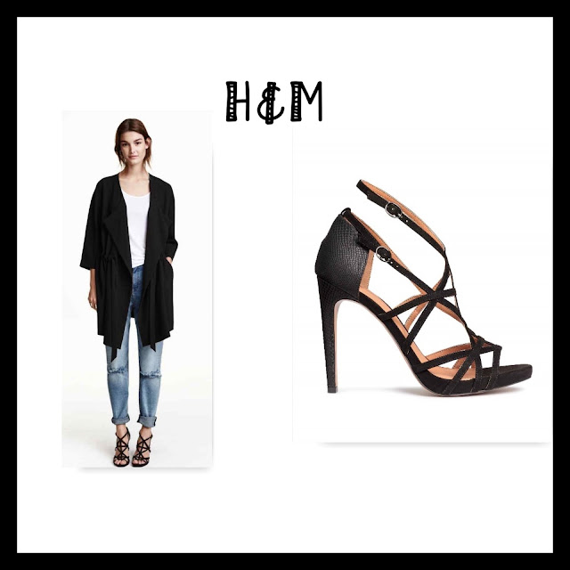 Sapatos H&M