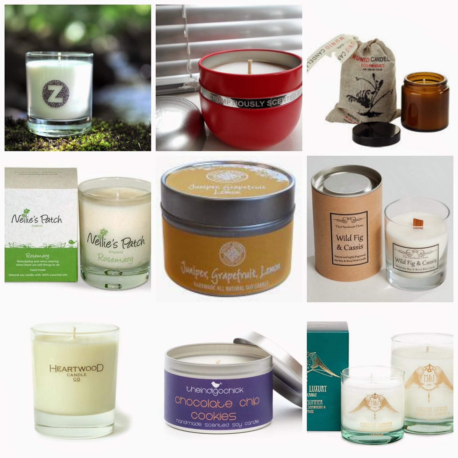 natural soy wax candles sugarpuffish. Black Bedroom Furniture Sets. Home Design Ideas