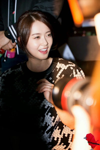 Go Ara Seoul Fashion Week 2014