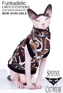 SPHYNX CAT WEAR