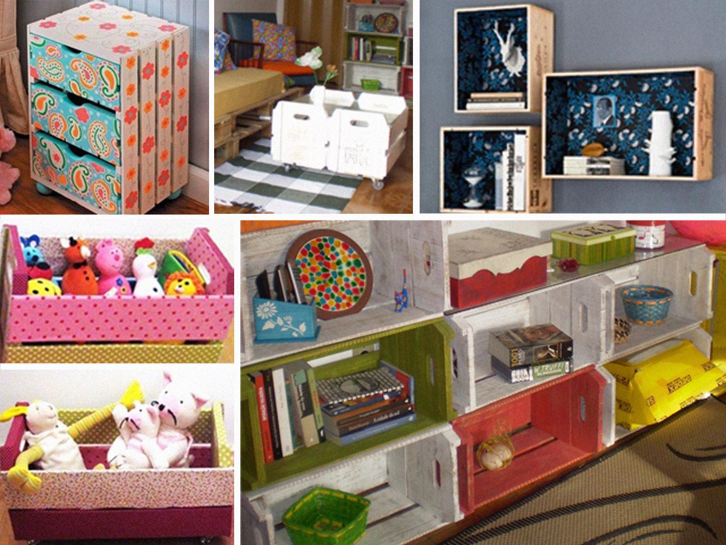 NICE&BEAUTY: reutilizar caixas da fruta #A1312A 1417x1063