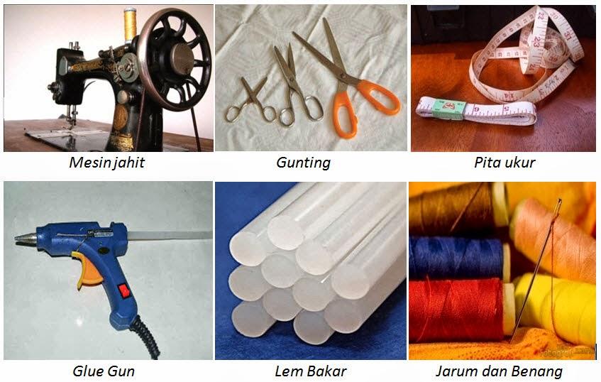 Konsep Kerajinan Tekstil
