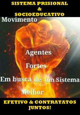 MOVIMENTO AGENTES FORTES!