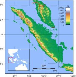 Paskibraka, Paskibra: Pulau Sumatera