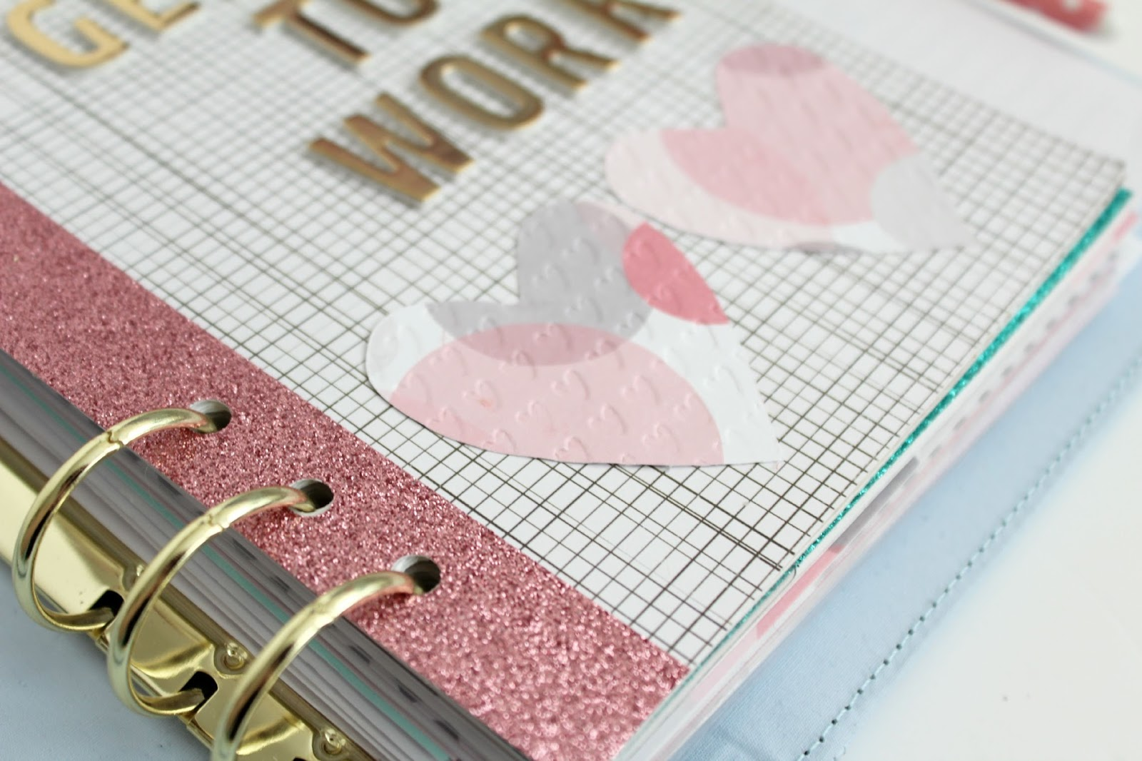 Crafting ideas from sizzix uk planner dashboard for What is a planner dashboard
