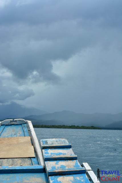 Gloomy Weather in Puerto Princesa