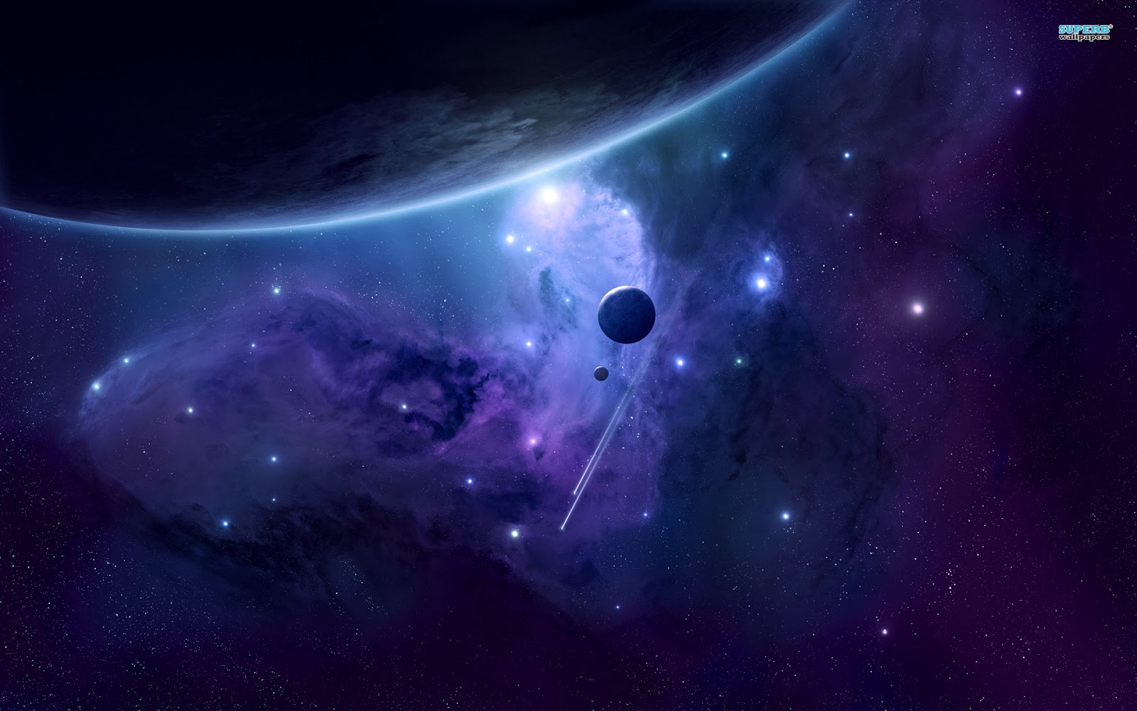 Planets and Stars Wallpapers free Download