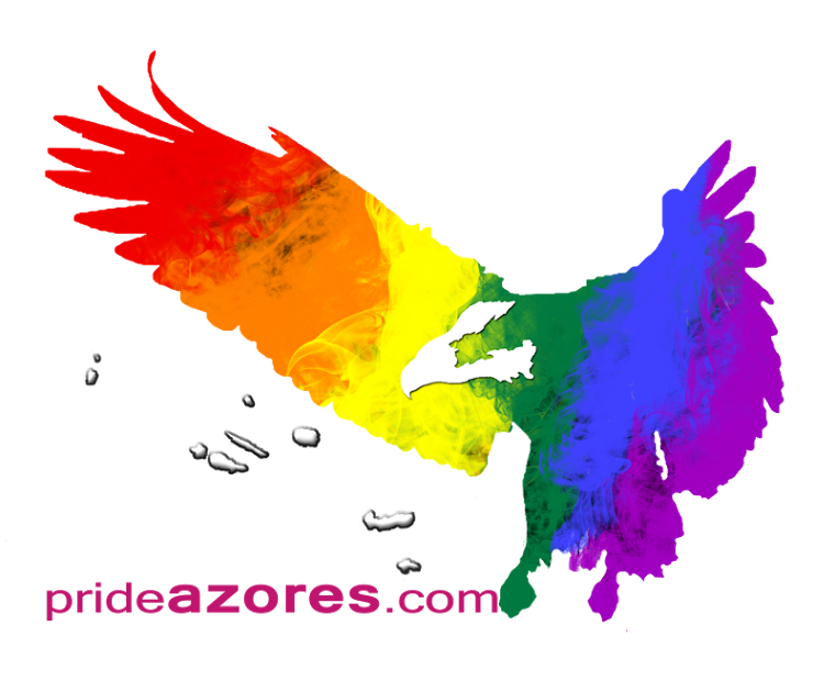 Pride Azores logotipo
