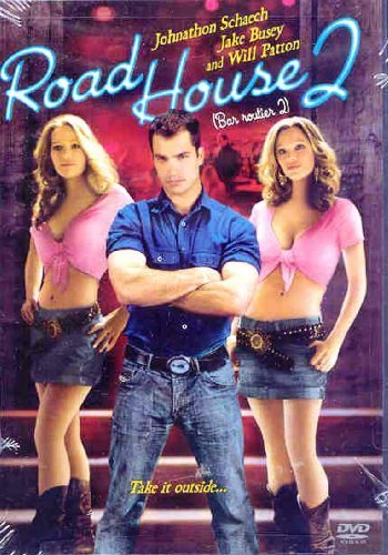Poster Of Road House 2 Last Call 2006 Dual Audio 300MB  576p - UNRATED Free Download Watch Online
