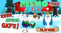 Games of Adventure Time: Beemo Blitz