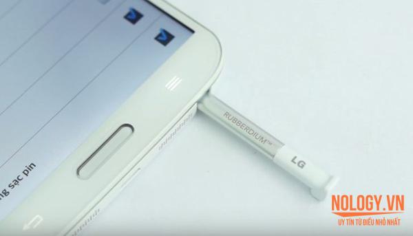 Hướng dẫn chọn mua và test máy LG VU3.